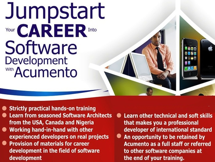 Acumento Career Training